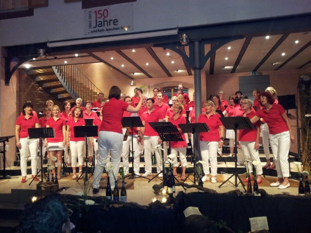 Canto Allegro Zeiskam Konzert Musik Meets Wein