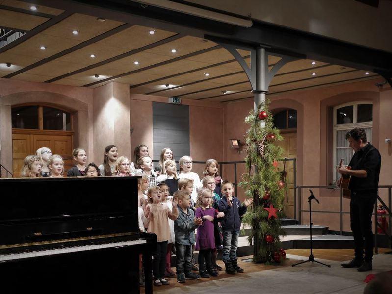 Canto Allegro Zeiskam Weihnachten Im Bauernhof